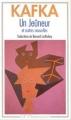 Couverture Un Jeûneur et autres nouvelles Editions Flammarion (GF) 1993
