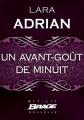 Couverture Minuit, tome 9.5 : Un avant-goût de minuit Editions Bragelonne 2014