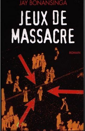 Couverture Jeux de massacre