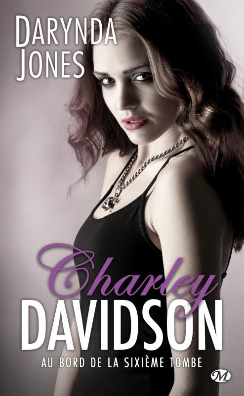 Couverture Charley Davidson, tome 06 : Au bord de la sixième tombe