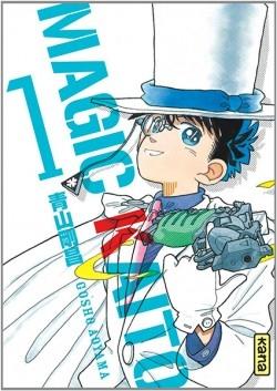Couverture Magic Kaito, tome 1