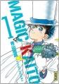 Couverture Magic Kaito, tome 1 Editions Kana 2014