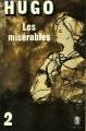 Couverture Les Misérables (3 tomes), tome 2 Editions Le Livre de Poche (Classique) 1972