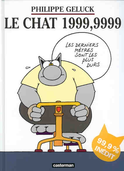 Couverture Le Chat, tome 08 : Le Chat 1999,9999