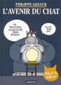 Couverture Le Chat, tome 09 : L'avenir du Chat Editions Casterman 1999