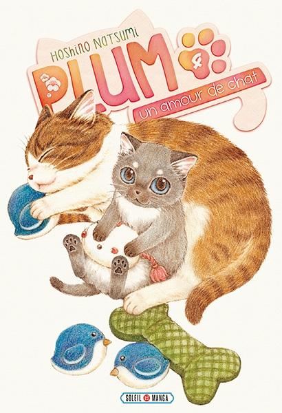 Couverture Plum, un amour de chat, tome 04