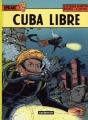 Couverture Lefranc, tome 25 : Cuba Libre Editions Casterman 2014