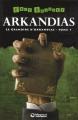 Couverture Arkandias, tome 1 : Le grimoire d'Arkandias Editions Magnard (Jeunesse) 2013