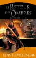 Couverture Nightrunner, tome 4 : Le retour des Ombres Editions Milady (Fantasy) 2014