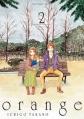 Couverture Orange, tome 2 Editions Akata (M) 2014