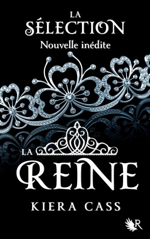 Couverture La Sélection, tome 0.4 : La Reine