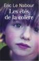 Couverture Les étés de la colère Editions France Loisirs 2014