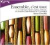 Couverture Ensemble, c'est tout Editions Gallimard  (Ecoutez lire) 2007
