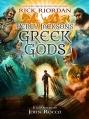Couverture Percy Jackson et les Dieux Grecs Editions Hyperion Books 2014