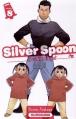 Couverture Silver spoon : La cuillère d'argent, tome 08 Editions Kurokawa (Shônen) 2014