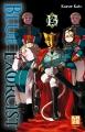 Couverture Blue Exorcist, tome 13 Editions Kazé (Shônen up !) 2014