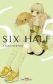 Couverture Six Half, tome 02 Editions Delcourt (Shojo) 2014