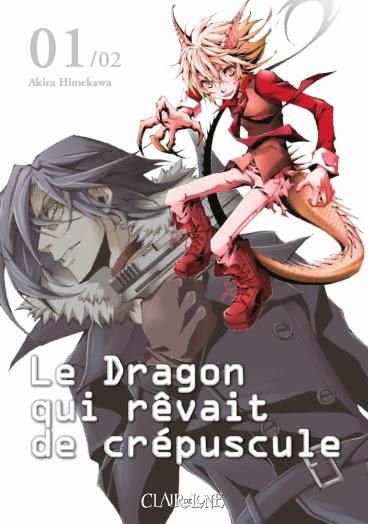 Couverture Le dragon qui rêvait de crépuscule, tome 1