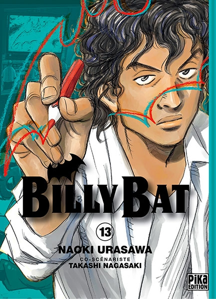 Couverture Billy Bat, tome 13