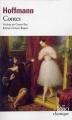 Couverture Contes Editions Folio  2014