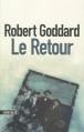 Couverture Le Retour Editions Sonatine 2014