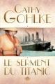 Couverture Le serment du Titanic Editions Milady 2013