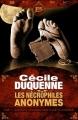 Couverture Les nécrophiles anonymes, tome 1 : Quadruple assassinat dans la rue de la morgue Editions Bragelonne (Snark) 2014
