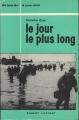 Couverture Le jour le plus long : 6 juin 1944 Editions Robert Laffont (Ce jour-là) 1960