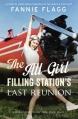 Couverture La dernière réunion des filles de la station-service Editions Chatto & Windus 2013