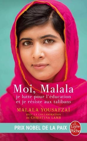 Couverture Moi, Malala