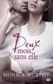 Couverture Drew Fable, tome 2 : Deux mois sans elle Editions Milady (Romance) 2014