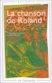Couverture La chanson de Roland Editions Flammarion (GF - Bilingue) 1993
