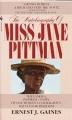 Couverture Autobiographie de miss Jane Pittman Editions Bantam Books 1971