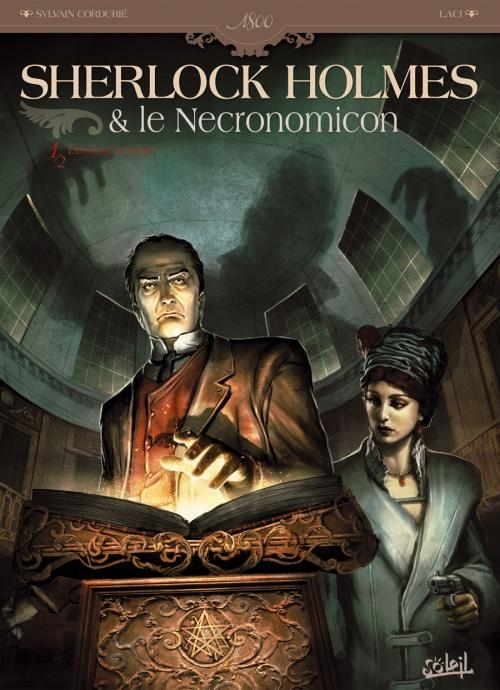 Sherlock holmes le necronomicon tome 1 l 39 ennemi for Ennemi interieur
