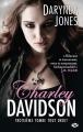 Couverture Charley Davidson, tome 03 : Troisième tombe tout droit Editions Milady 2011