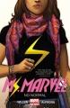 Couverture Miss Marvel (Marvel Now), tome 1 : Métamorphose Editions Marvel (Marvel Now!) 2014