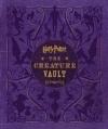 Couverture Harry Potter : Le grand livre des créatures Editions HarperCollins 2014