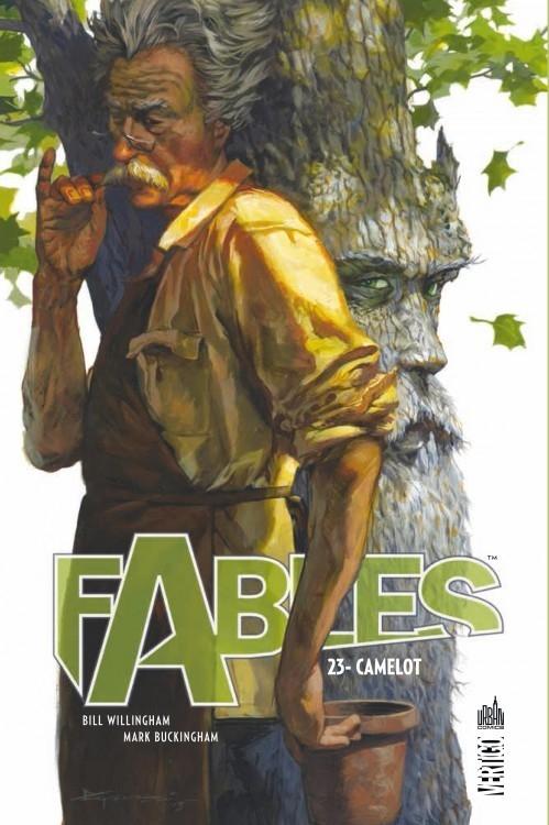 Couverture Fables, tome 23 : Camelot