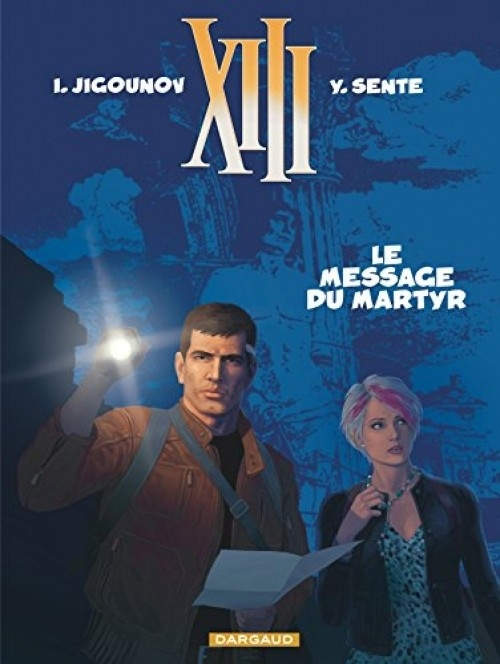Couverture XIII, tome 23 : Le Message du Martyr