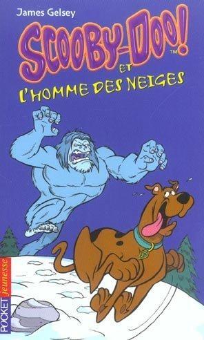 Couverture Scooby-Doo, tome 03 : Scooby-Doo et l'homme des neiges