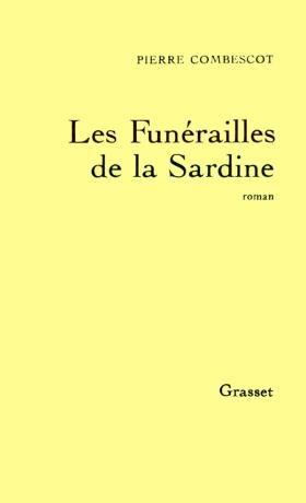 Couverture Les funérailles de la sardine