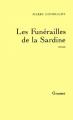Couverture Les funérailles de la sardine Editions Grasset 1986