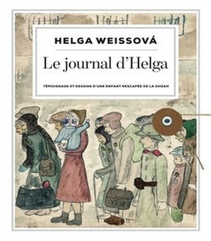 Couverture Le journal d'Helga