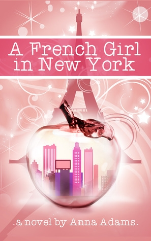 Couverture A French Girl in New York