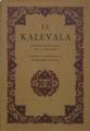 Couverture Le Kalevala Editions d'art 1926