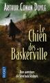 Couverture Sherlock Holmes, tome 5 : Le Chien des Baskerville Editions Pocket 2013