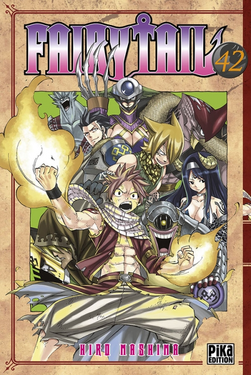 Fairy Tail Tome 42 Livraddict