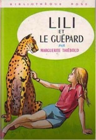 Couverture Lili et le guépard