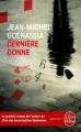 Couverture Dernière donne Editions Le Livre de Poche (Policier) 2014