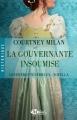 Couverture Les frères Sinister / Les frères ténébreux, tome 0.5 : La gouvernante insoumise Editions Milady (Romance - Historique) 2014
